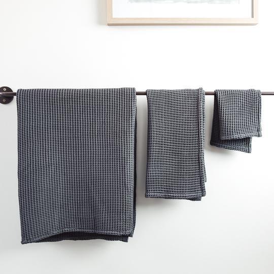 Ettitude Bamboo Waffle Towel