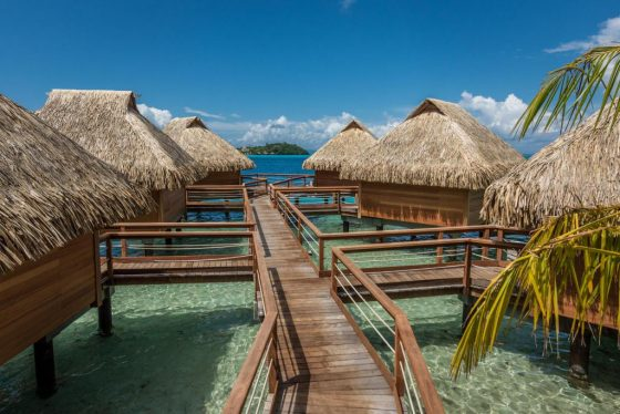 5 Incredible Resorts in French Polynesia Certified/Benchmarked by EarthCheck