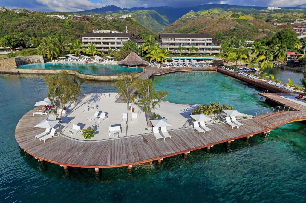 Incredible Resorts French Polynesia